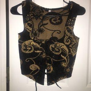 Handmade corset